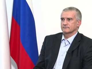 Глава Крыма подшутил над министром иностранных дел Украины
