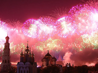 23 февраля в Москве прогремит праздничный салют