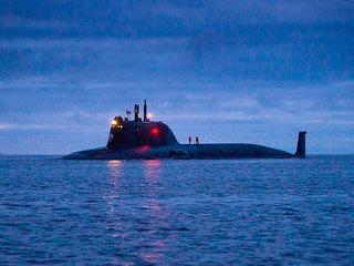 Акула среди субмарин: атомную подлодку Новосибирск испытают в Северодвинске