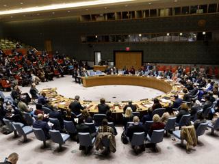 Россия и Китай заблокировали резолюцию СБ ООН по Сирии