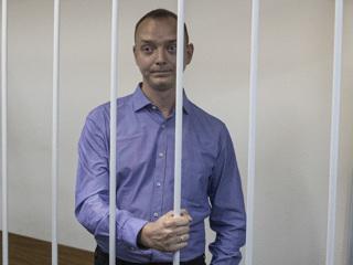 Мосгорсуд оставил под стражей Ивана Сафронова