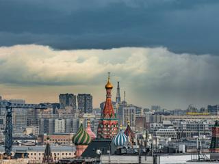 В Москве ожидается гроза и похолодание до плюс 14