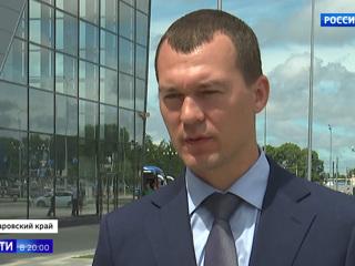 Дегтярев прибыл в Хабаровск. Какие первые шаги сделал новый глава региона