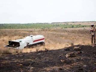 В Крыму стартует масштабная операция по разминированию крепости Керчь