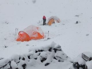 На Ключевской Сопке обнаружено тело пропавшего 17 дней назад альпиниста