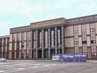 Во Владикавказе завершается строительство суворовского училища