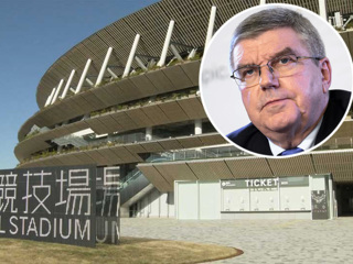 Глава МОК Бах не исключил проведение Олимпиады в 2021 году без зрителей