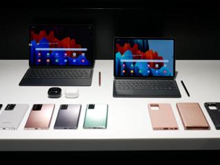 Note20, планшеты, часы и наушники: все новинки Samsung с Galaxy Unpacked