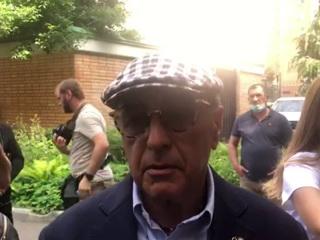 """Добровинский рассказал о свидетеле, который видел выходящего из машины Ефремова. Новости на """"России 24"""""""
