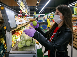 В Минсельхозе РФ объяснили рост цен на яблоки