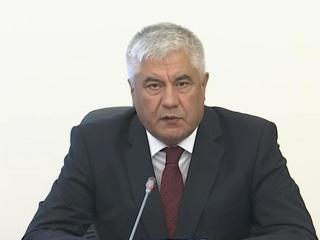 Колокольцев представил нового начальника Управления МВД по Рязанской области. Вести. Дежурная часть