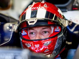 Даниил Квят: в гонке добился максимума и доволен попаданием в Топ-10