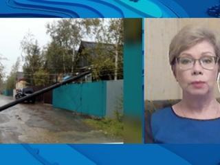В нескольких российских регионах устраняют последствия мощных шквалов. Погода 24
