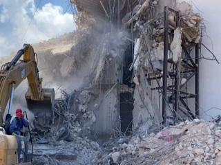 """Ущерб от взрыва в порту Бейрута составил 15 миллиардов долларов. Новости на """"России 24"""""""