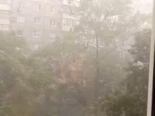 """На смену изнурительной жаре в Россию пришли разрушительные ливни и ураганы. Новости на """"России 24"""""""