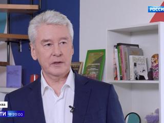 Сергей Собянин: вакцинация от гриппа в Москве начнется 1 сентября