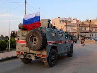 Взрыв в Сирии: один российский военный погиб, трое ранены