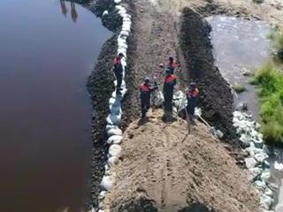 В Амурской области готовятся к возможному паводку