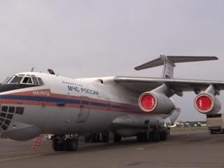 МЧС РФ доставит гуманитарную помощь для борьбы с COVID-19 в три африканские страны