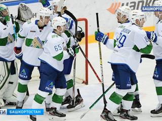 Салават Юлаев одержал волевую победу над Сибирью