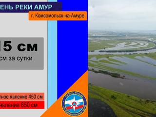 ЕАО и Хабаровский край: в зоне паводка – более 1500 дачных участков