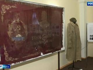 В Севастополе открылась выставка находок тульских поисковиков