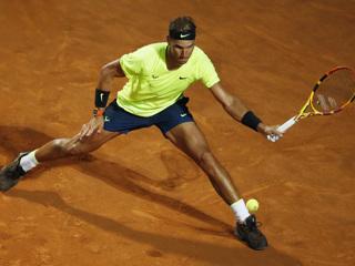 Надаль вышел в третий круг Masters в Риме после победы над Карреньо-Бустой