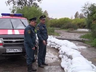 В Иркутской области введен режим повышенной готовности из-за угрозы паводка
