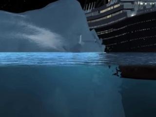 """Новая версия гибели """"Титаника"""""""