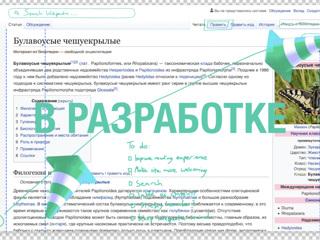 """Сайт """"Википедии"""" поменяет дизайн впервые за 10 лет"""