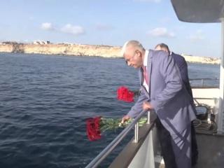 Колокольцев почтил память милиционеров, погибших при обороне Севастополя
