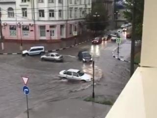 Крым и Кубань накрыла непогода из Стамбула