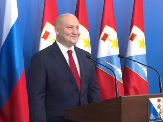 Михаил Развожаев официально вступил в должность губернатора Севастополя