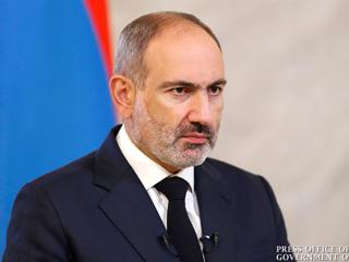 Пашинян сообщил, что протестующие разграбили его кабинет