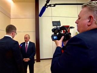 Владимир Путин: мой день рождения – не национальный праздник