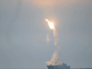 """Гиперзвуковой """"Циркон"""" успешно поразил дальнюю морскую цель"""