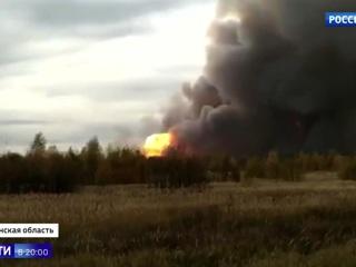 Увеличилось число пострадавших от взрывов на складе боеприпасов под Рязанью