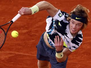 Андрей Рублев впервые войдет в десятку лучших теннисистов АТР