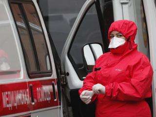 В Москве за сутки число летальных исходов из-за COVID-19 возросло на 68