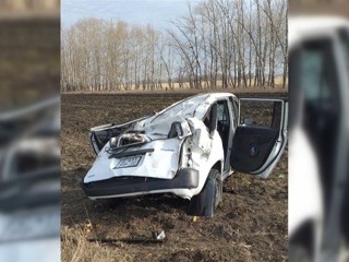 Пять человек получили тяжелые травмы, катаясь на угнанном автомобиле