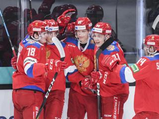 Молодые российские хоккеисты обыграли шведов на Кубке Карьяла