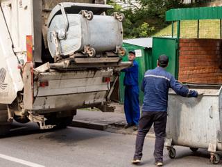 В России создают улучшенную систему контроля вывоза мусора