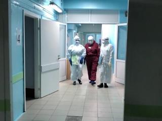 """""""Красная зона"""": бурятские медики ставят заслон эпидемии коронавируса"""