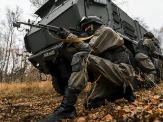 Военнослужащий получил срок за кражу экипировки солдата будущего