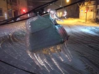 Последствия снежного циклона в Приморье: 94 тысячи человек остаются без света
