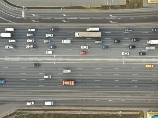 Названы самые опасные столичные автомагистрали