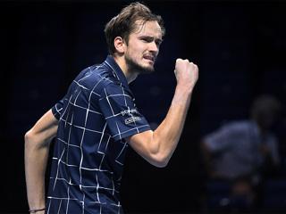 Даниил Медведев вернет себе второе место рейтинга ATP