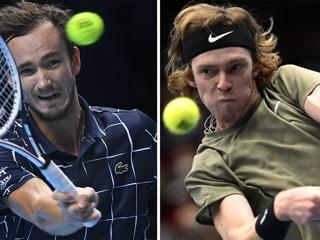 Медведев и Рублев начнут Masters в Мадриде со второго круга