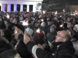Решение о праздновании Нового года в Севастополе власти примут на неделе