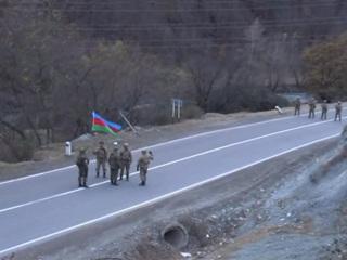 Нагорный Карабах: войска Азербайджана вошли в Лачинский район